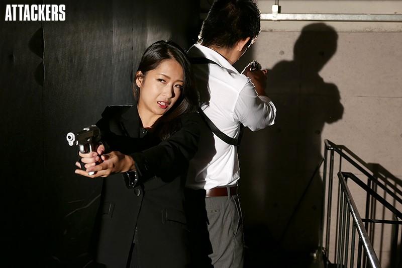 反撃へのプロローグ 捕らわれの女捜査官 鈴木さとみ11