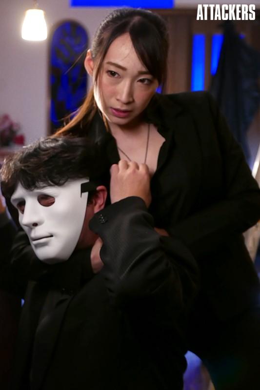 女体化堕ち捜査官 蓮実クレア 10枚目