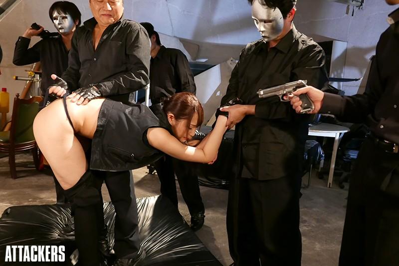 秘密捜査官 コードネーム・カナリアの最後 織笠るみ 10枚目