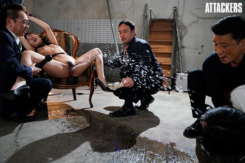 媚薬漬けで全身性感帯化 セックスに支配された孤高の女捜査官 由愛可奈 キャプチャー画像 3枚目