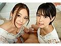 【VR】エスワン15周年スペシャル共演 究極の密着ハーレム逆3P...sample3