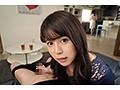 【VR】彼女がいるのに密着ささやき淫語で口説いてくる色気ム...sample3