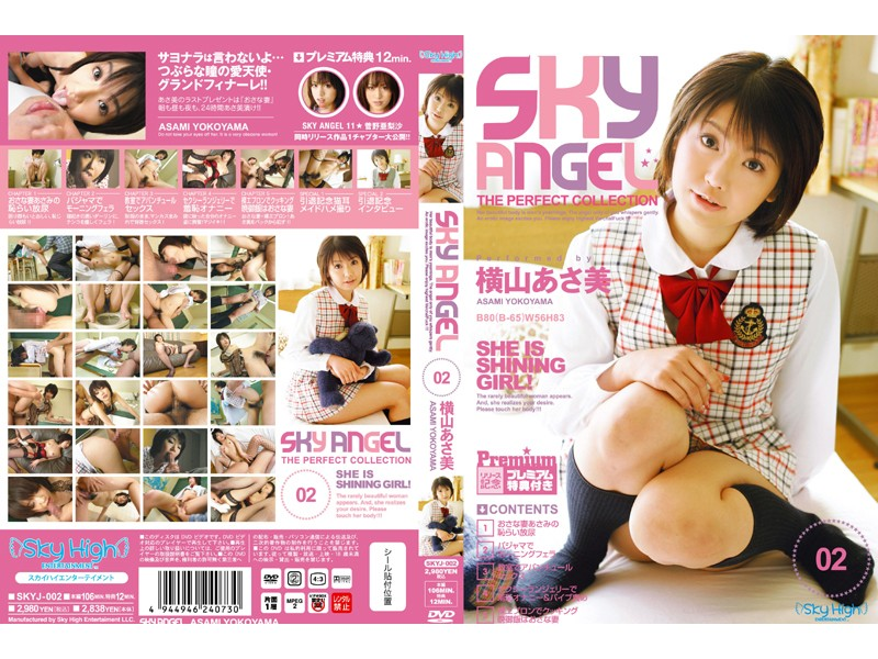 Sky Angel 02 横山あさ美