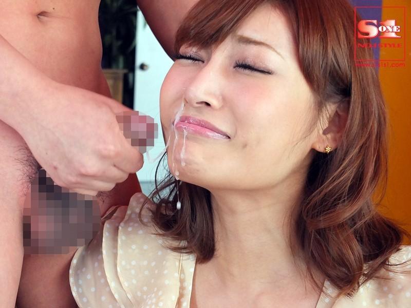 オール顔射、絶対お掃除!! 明日花キララ 8枚目