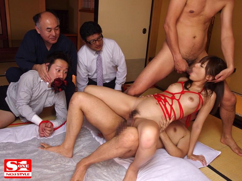 【強姦】 わたし、犯されにゆきます。 ~嵌められた若妻編~ 瑠川リナ キャプチャー画像 8枚目