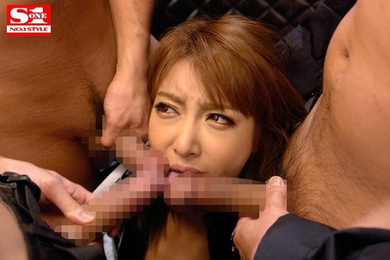 秘密捜査官の女 凌辱と復讐のレクイエム 明日花キララ 1枚目