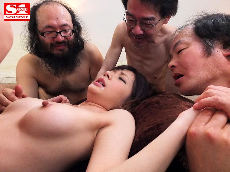 【顔射】 ラブ◆キモメン 成海うるみ キャプチャー画像 2枚目