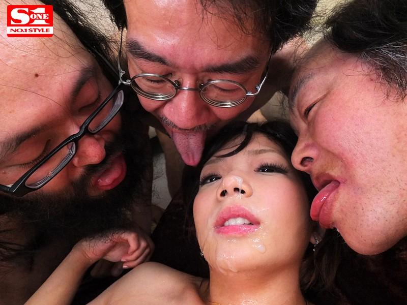 【顔射】 ラブ◆キモメン 成海うるみ キャプチャー画像 3枚目