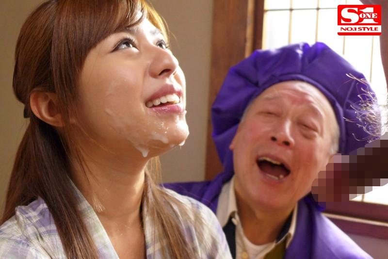 【美少女】 素直すぎて何でも聞いちゃう老人介護士 瑠川リナ キャプチャー画像 8枚目