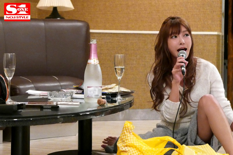 明日花キララが人生で一番酔っぱらって乱れた夜 4枚目