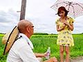 田舎に泊まって夫婦を寝取ろう!絶倫キララの奥さんにバレるスレスレ既婚者チ○ポハメたがり2days 明日花キララ-エロ画像-1枚目