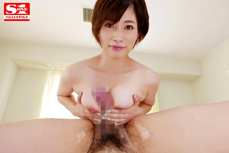 奥田咲,snis00802,パイズリ,主観,巨乳,挟射,美少女
