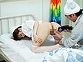 あなた公認で寝取られるわたし 旦那に覗かれながら日替わりで患者の性処理をさせられる若妻巨乳看護士 葵のサンプル画像