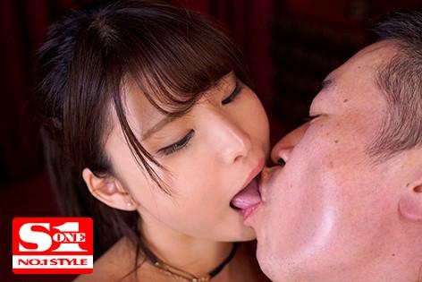 柳みゆう 「ヨダレ、唾液ダラダラ接吻中毒 全身舐め回しベロキス性交」 サンプル画像 1