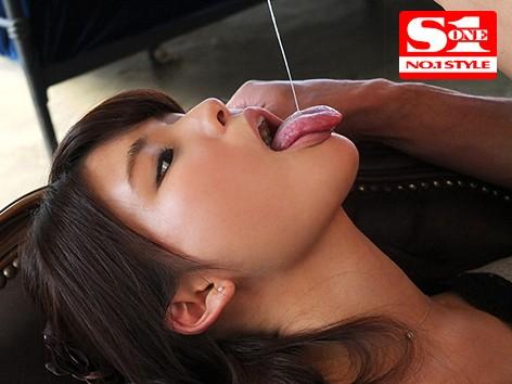 柳みゆう 「ヨダレ、唾液ダラダラ接吻中毒 全身舐め回しベロキス性交」 サンプル画像 5