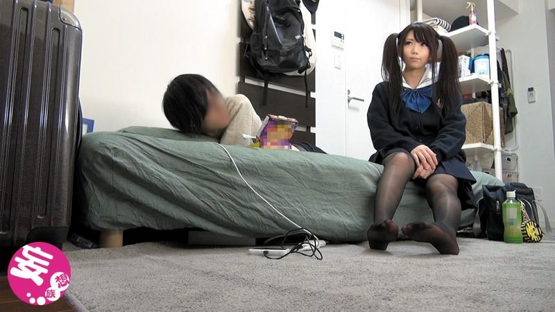 巨乳の素人女子校生の、隠し撮りパイズリフェラ無料動画!【素人、女子校生、JK動画】