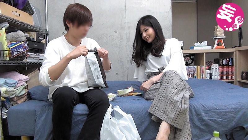 【OLクンニ】スレンダー黒髪ロングなOLの、クンニ乳首舐めsex動画。
