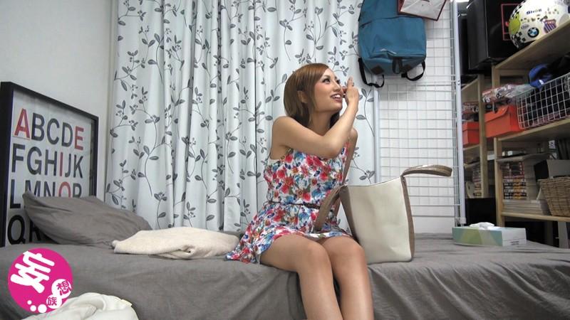 スレンダー淫乱な美乳で巨乳の美女ギャルの、乳揉みキス無料動画!【美女、ギャル、素人動画】