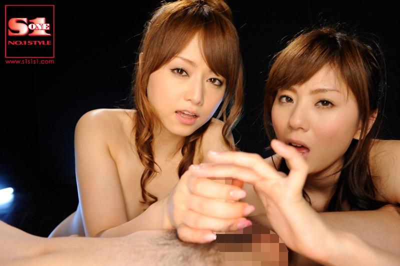 W 美しい痴女の接吻と性交 麻美ゆま 吉沢明歩-8 AV女優人気動画作品ランキング