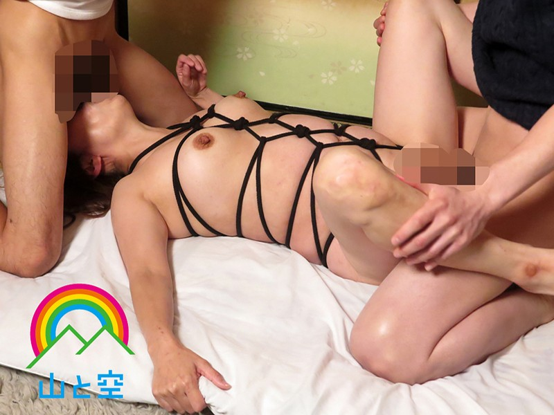 SOJU-006 Studio Yama to Sora - A Married Woman In Her 40's Wants To Be A Slave. Her Sub Side Awakens When She Gets Her Pubes Shaved. Saori Miyamoto 230 Minutes big image 2