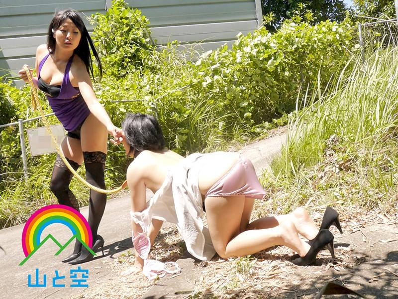Ryo tsujimoto torture her big nipples 8