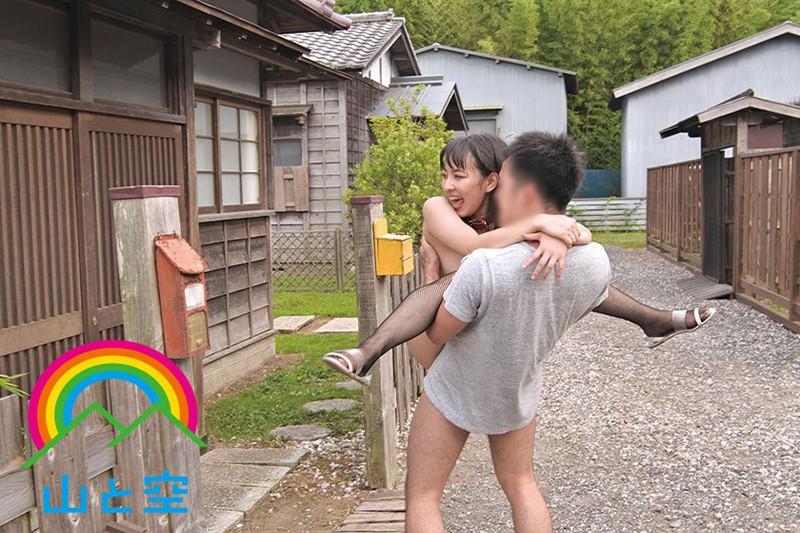 ましろ杏の露出サポ 18枚目