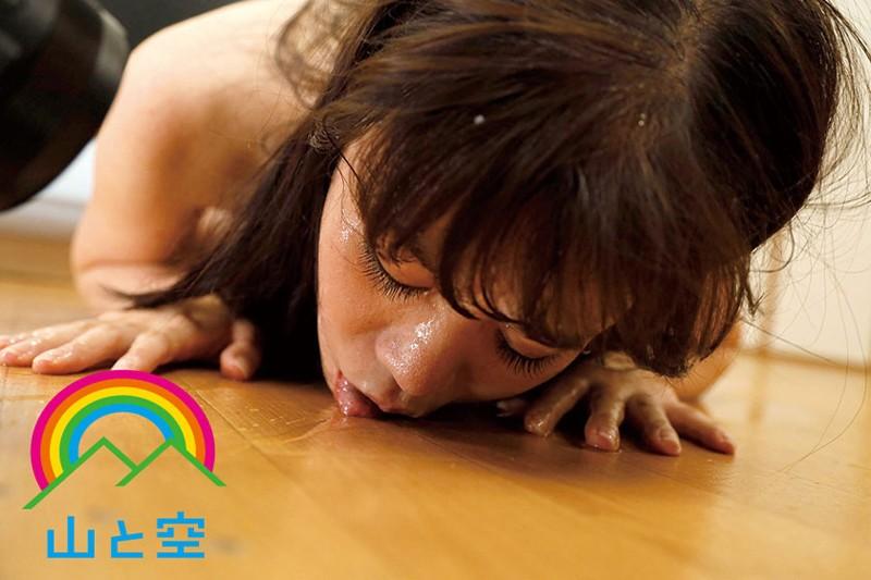精飲調教で肉便器堕ちしたド淫乱ザーメン女教師 大沢カスミのサンプル画像