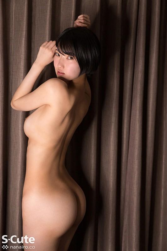ボーイッシュな彼女を脱がすと想像以上のエロBODY 東条蒼