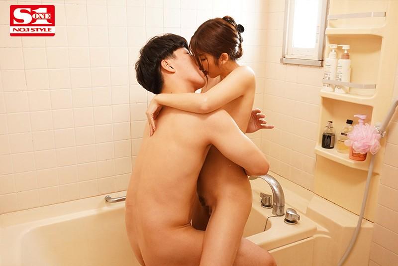 七ツ森りり,ssis00010,アイドル・芸能人,キス・接吻,巨乳