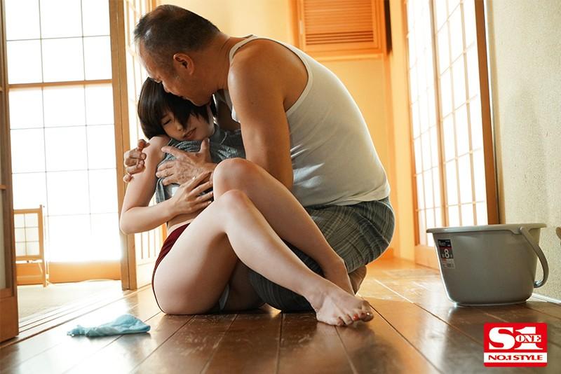 義父に抱かれ続けて5日目の不貞性交 それは夫が出張する月曜日から始まった 奥田咲2