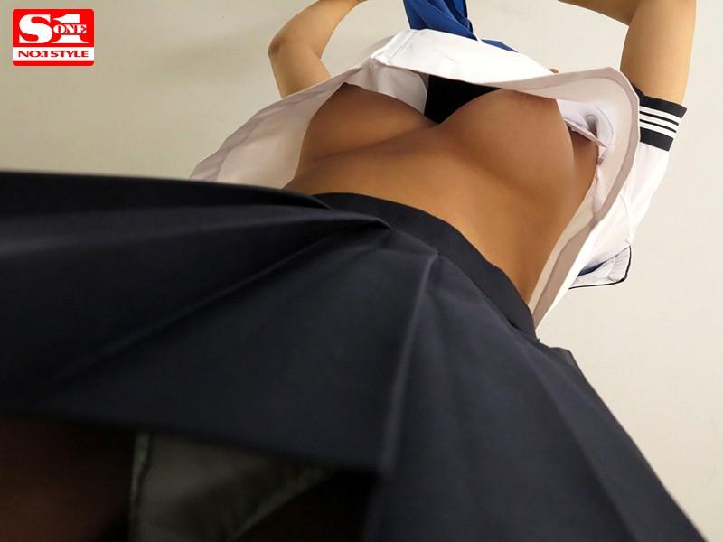 美乳がポロリ 国民的アイドルのラッキーおっぱいハプニングSP 三上悠亜|無料エロ画像9