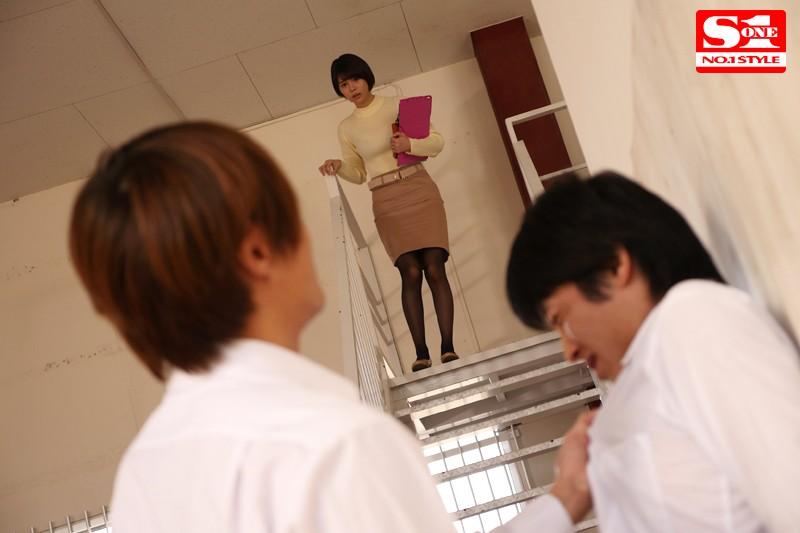 生徒全員に輪姦された人妻女教師 葵つかさ キャプチャー画像 1枚目