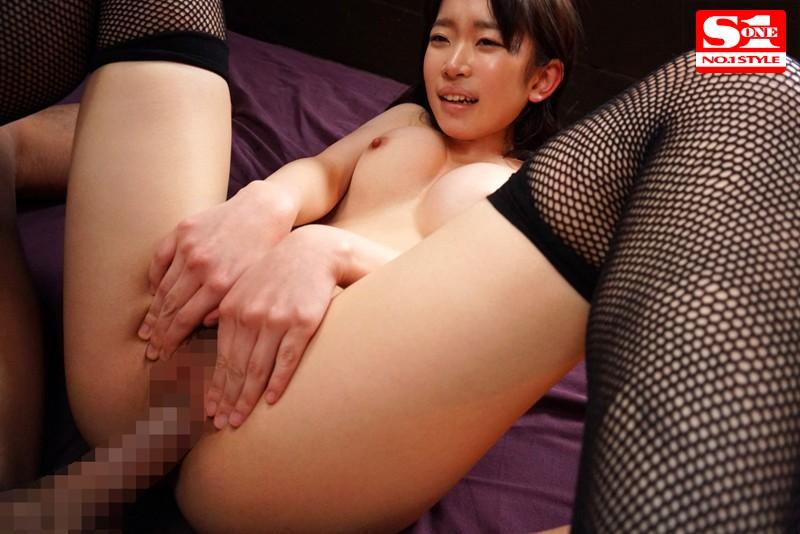 絶頂ポルチオ開発 巨根×膣中イキオーガズム 架乃ゆら キャプチャー画像 5枚目