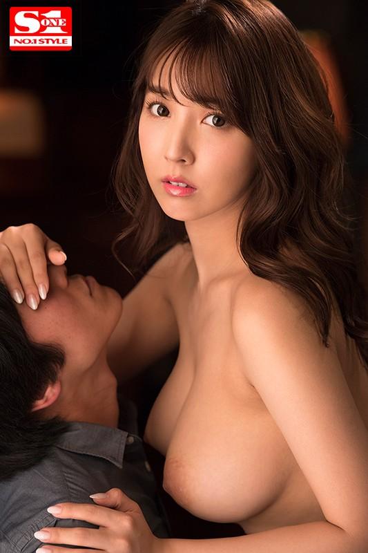 [SSNI-279] التقبيل ولعق اللعاب الشهواني تبادل الجنس Mikami Yua