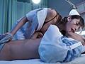 身動き取れない患者を完全主導でセックス看護するエロ過ぎ世話好き新米ナース 橋本ありな