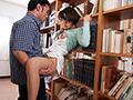 図書館サイレント痴漢〜公衆の面前で犯された若妻〜 葵つかさ