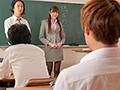 婚約者の目の前で輪●された新任女教師 橋本ありな