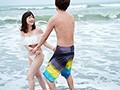 [SSNI-531] 【数量限定】新婚旅行NTR 夫と思い出のビーチで愛を育んでいたら昔ナンパされたチャラ男に寝取られた巨乳人妻 奥田咲 生写真3枚付き