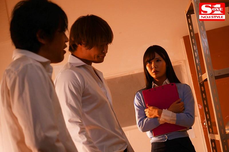 犯された新任女教師 恋人の目の前で生徒に犯されたわたし 坂道みる の画像9
