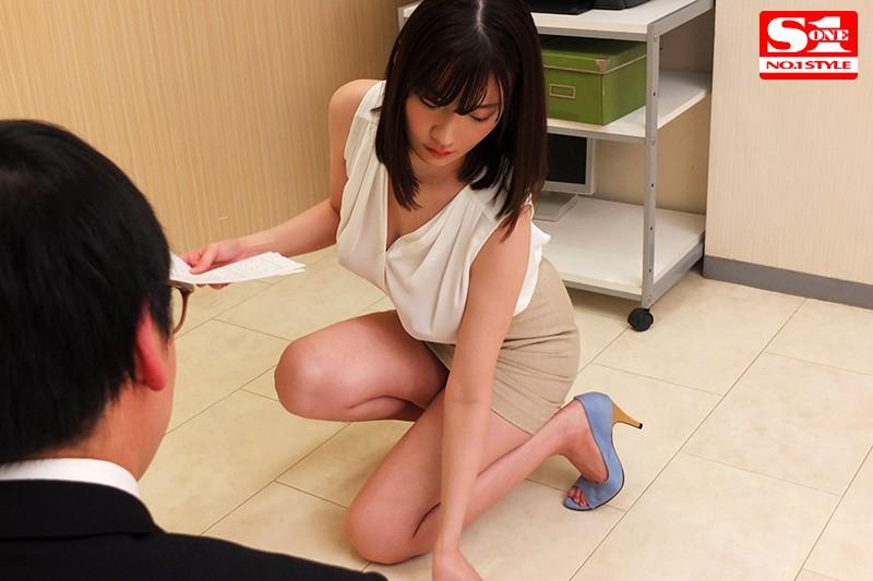 常にノーブラ透けおっぱいで誘惑する【完全着衣】Jカップお姉さん 筧ジュン の画像4