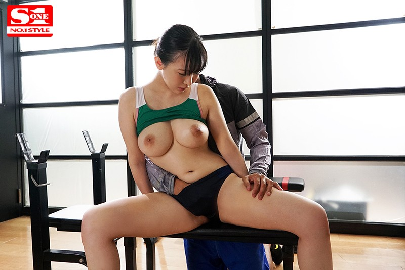 SSNI-638 Studio S1 NO.1 STYLE - Sweaty Sex With H-Cup Tits In Tight-Fitting Sportswear - Mao Mashiro big image 6