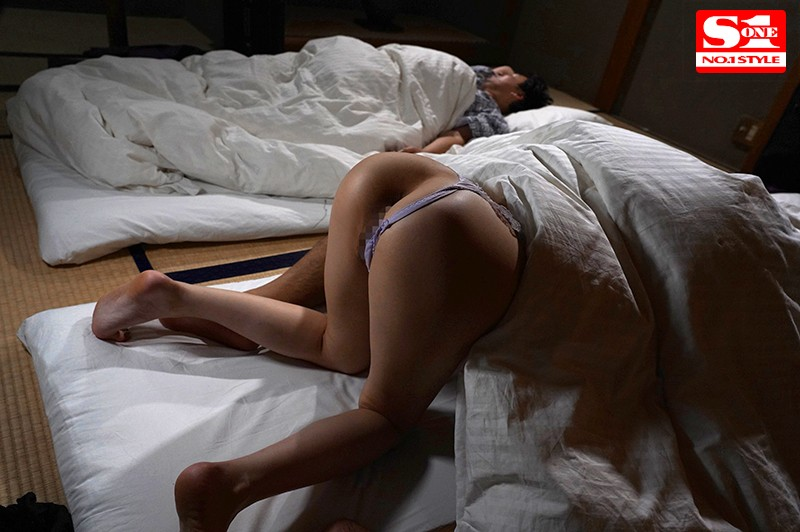 SSNI-659 Studio S1 NO.1 STYLE - I Continued To Be Cuckold Fucked Underneath The Futon, Over And Over And Over Again... While Her Fiancee Was Right Nearby, Her Orgasmic Boss Relentlessly Gave Her A Total Coverage Fuck And She Knew It Was Wrong, But She Came Anyway During This 3 big image 3
