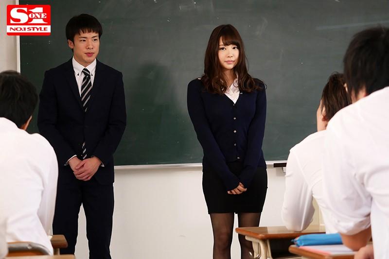 輪●された水泳部顧問Jカップ女教師 安齋らら1