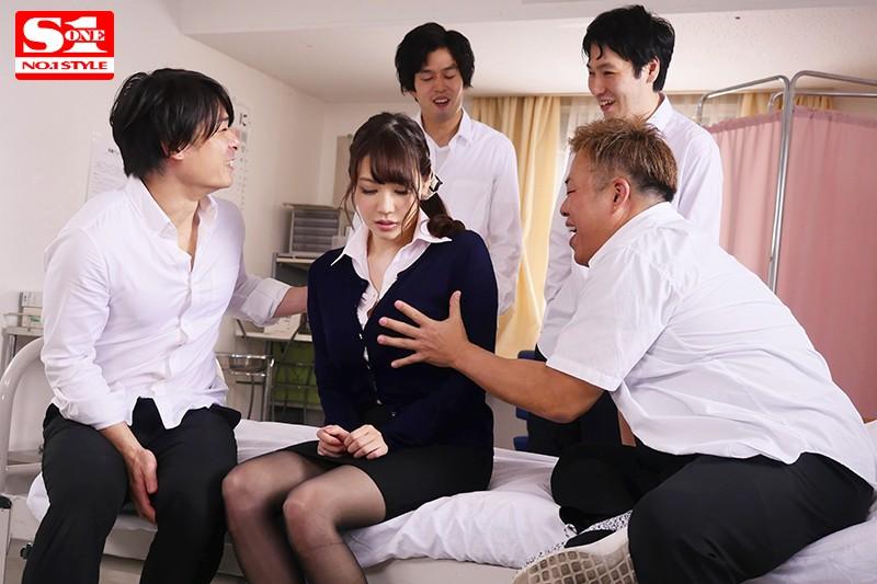 輪●された水泳部顧問Jカップ女教師 安齋らら4