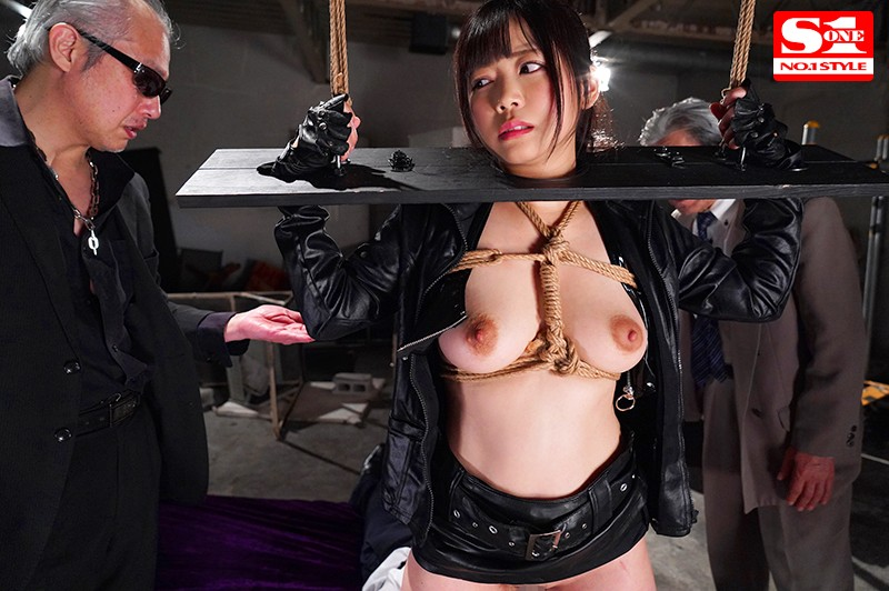 秘密捜査官の女 監禁!拘束!性拷問!あらゆる恥辱に美女エージェント精神崩壊!! 羽咲みはる 3枚目