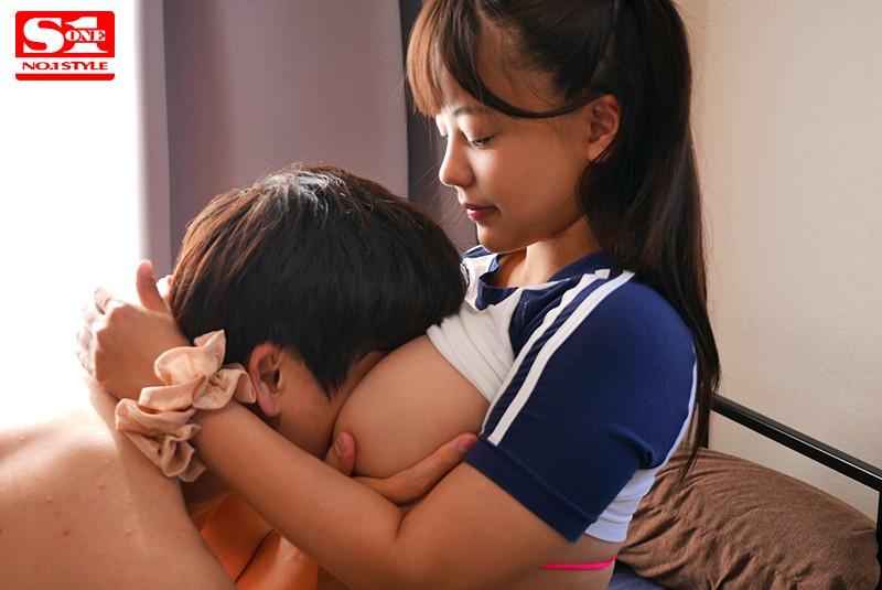 S1ファン感謝祭 爆乳AVアイドル'夕美しおん'が絶倫素人宅にお邪魔します...のサンプル画像