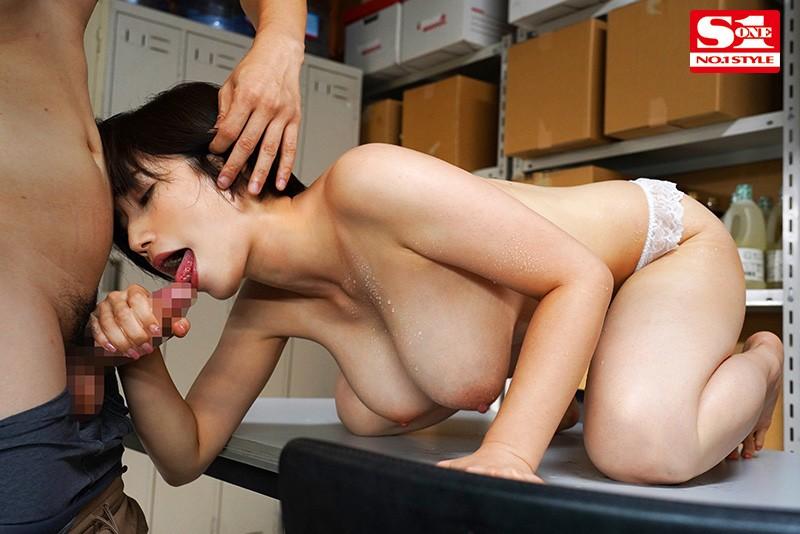 バイト先の店長の奥さんがどスケベ過ぎて僕のカラダが持ちません… 奥田咲 9枚目