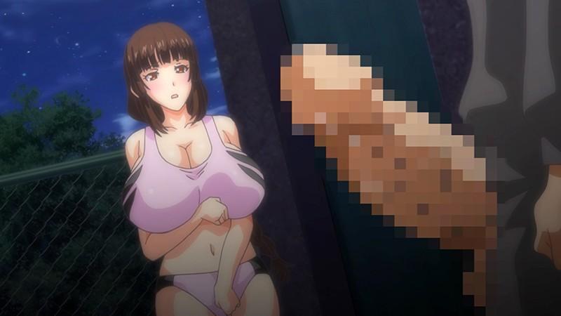 陸上部女子は俺の生オナホ!!! The Animation 上巻 画像5