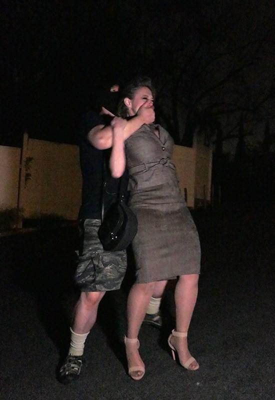 「監禁」金髪人妻緊縛強姦3 爆乳主婦拘束 媚薬拷問レイプ の画像9