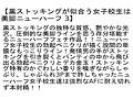 【お得セット】黒ストッキングが似合う女子校生は美脚ニューハーフ1、2、3